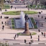 Baku Park kultúry a oddychu S Vurghuna