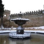 Baku in winter