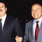 Hejdar a Ilham Alijevovi
