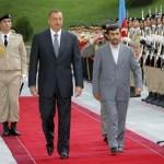 Ilham Aliev, Mahmoud Ahmadinejad