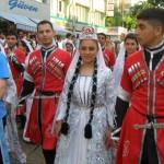 tradičná azerbajdžanská svadba