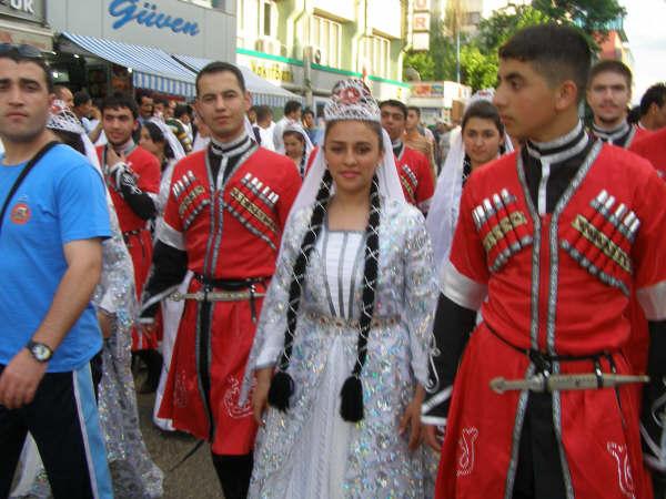 tradičná-azerbajdžanská-svadba1 Traditional Wedding Symbols